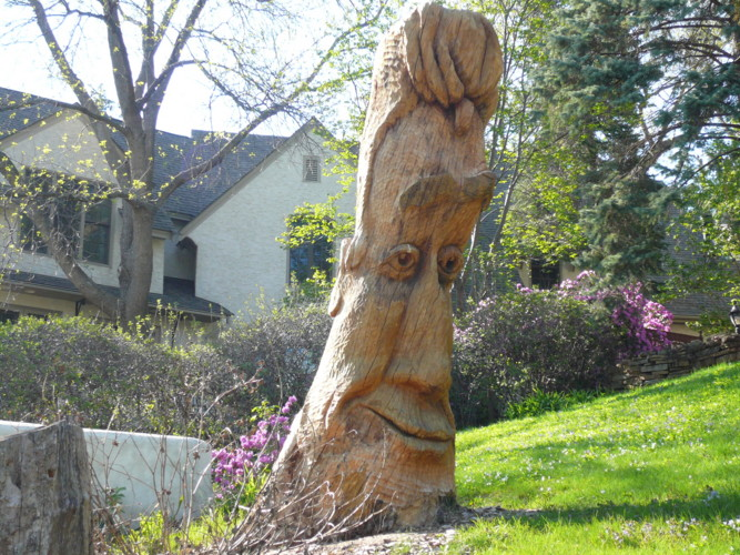 Tree Carving
